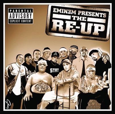 Eminem Presents: The Re-Up Vinyl