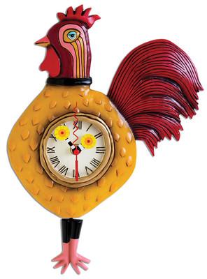 Allen Designs Cockadoodle Clock P1174