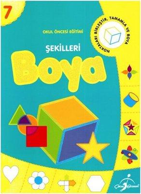 Şekilleri Boya - 7