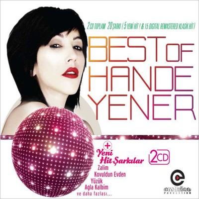Best Of Hande Yener 2 Cd