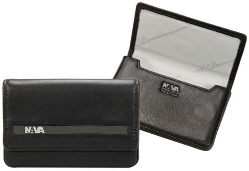 Nava Urban M.Rigid Card Case Black/Grey Um440Ngr