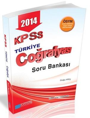 2014 KPSS Türkiye Coğrafyası Soru Bankası