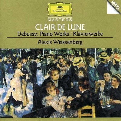 Debussy: Clair De Lune Piano Works