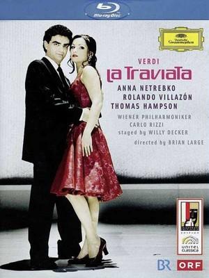 Verdi: La Traviata [Wiener Philharmoniker- Carlo Rizzi]
