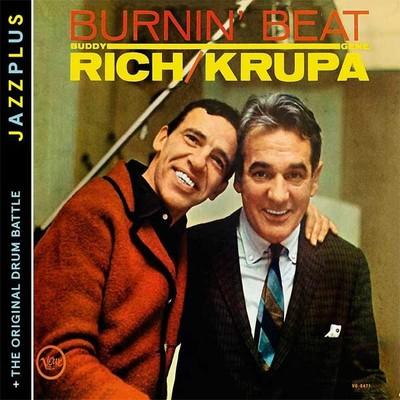 Burnin' Beat (+ The Original Drum Battle) [Jazzplus]