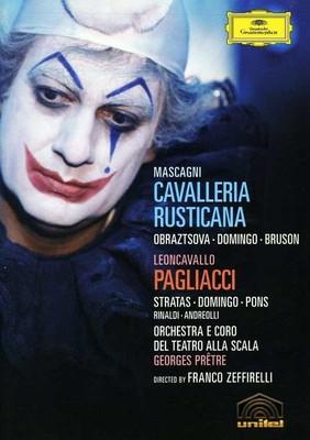 Mascagni: Cavalleria Rusticana/Leoncavallo:Pagliacci [Elena Obraztsova Orchestra E Coro Del Teatro]