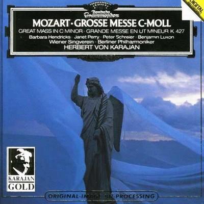 Mozart: C Minor Mass [Wiener Singverein Berliner Philharmoniker]
