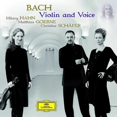 Bach - Violin And Voice [Munchener Kammerorchester]