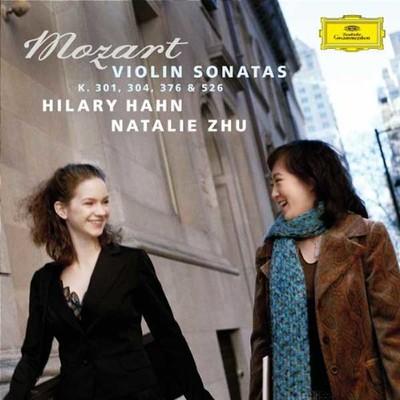 Mozart: Violin Sonatas K.301,304,376&526