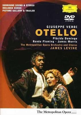 Verdi: Otello [Placido Domingo Renee Fleming The Metropolitan Opera Orchestra And Chorus]