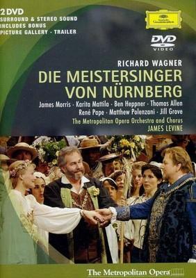 Wagner: Die Meistersinger Von Nurnberg [Karita Mattila, The Metropolitan Opera Orchestra And Chorus]