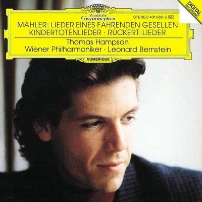 Mahler: Lieder Eines Fahrenden Gesellen Kindertotenlieder [Wiener Philharmoniker Leonard Bernstein]