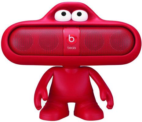 Beats Pill Dude, Red BT.905.00016.00