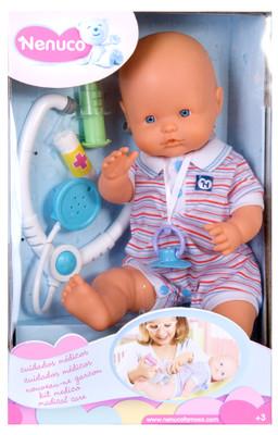 Nenuco Bebeğim Hasta Otto.700005329