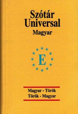 Üniversal sözlük  Macarca  - Türkçe ve Türkçe - Macarca