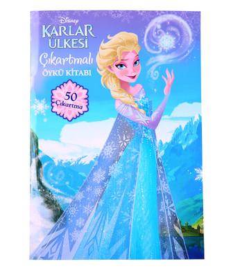 Disney Karlar Ülkesi - Çıkartmalı Öykü Kitabı
