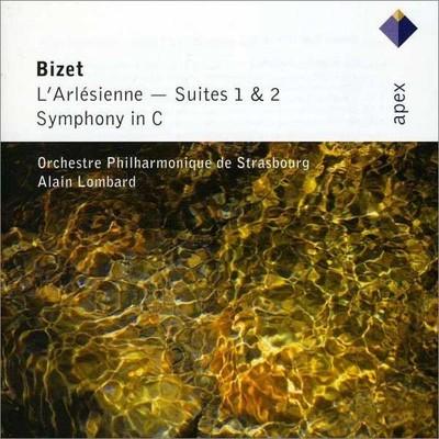 Bizet: L'Arlesienne Suites 1 & 2 Symphony In C