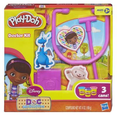Play-Doh Disney Dr. Dottıe ve İlaçları A6077