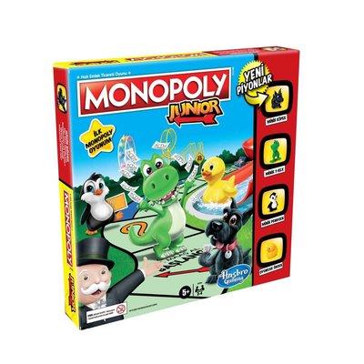Monopoly Junior A6984 Kutu Oyunu