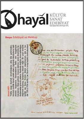 Hayal Kültür Sanat Edebiyat Dergisi Sayı: 48