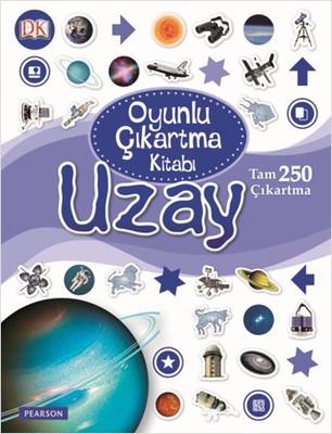 Oyunlu Çikartma Kitabi - Uzay