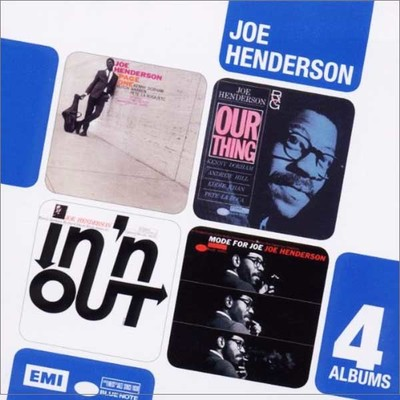 4 Cd Boxset (Page One/Our Thing/In'N'Out/Made For Joe)