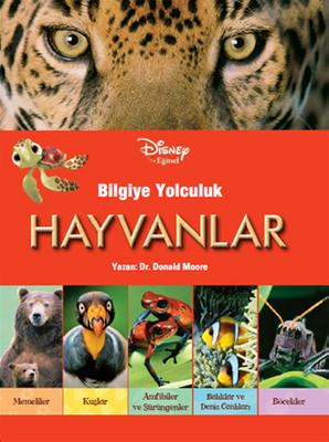 Disney Eğitsel- Bilgiye Yolculuk- Hayvanlar