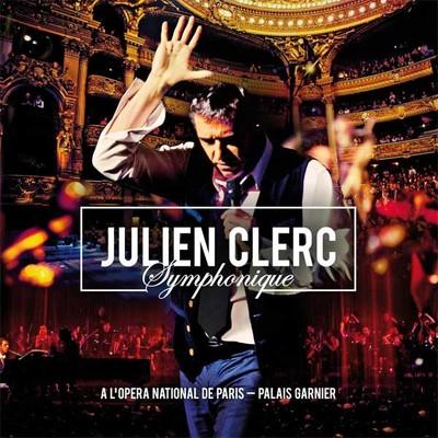 Julien Clerc Live 2012 (2Cd & 1Dvd)