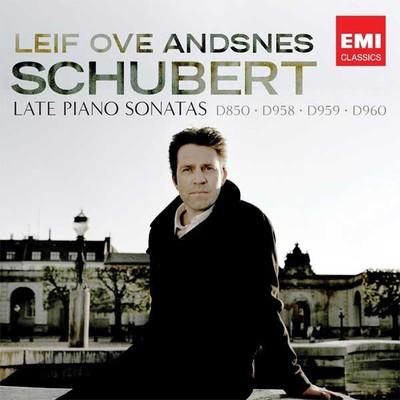 Schubert:The Late Piano Sonatas 17&19-21