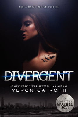 Divergent Movie Tie-In Edition (Divergent Trilogy)