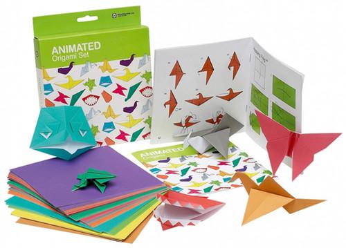 Npw Origami Seti - Animasyonlu Hayvanciklar W5240