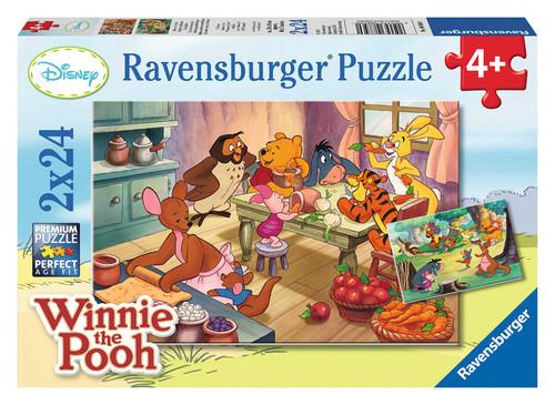 Ravensburger  2X24P Puz Wd Winnie The Pooh Rpk088560 088560