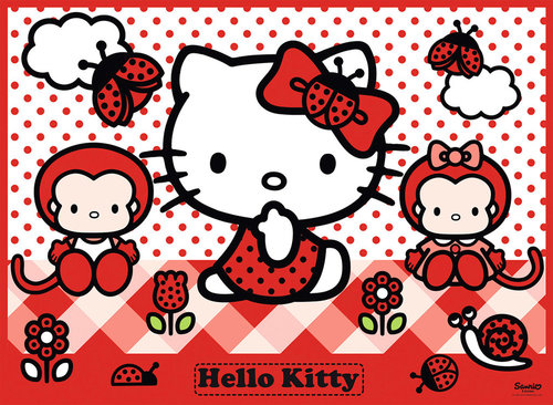 Ravensburger  S150P Puz Hello Kitty Rpk100118 100118