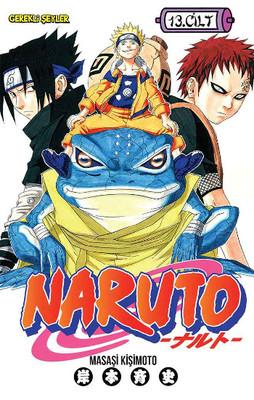 Naruto 13. Cilt Çuunin Sınavı Bitiyor.