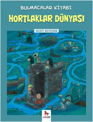Bulmacalar Kitabı - Hortlaklar Dünyası