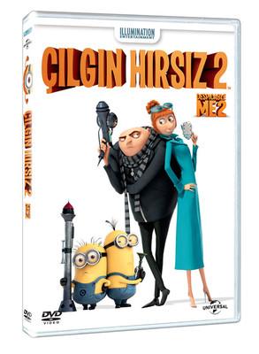 Despicable Me 2 - Çilgin Hirsiz 2 (SERI 2)