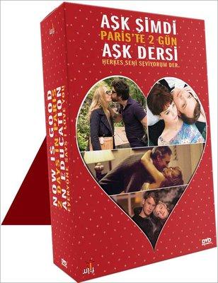 Sevgililer Gününe Özel Fotograf Çerçeveli Film Özel Set
