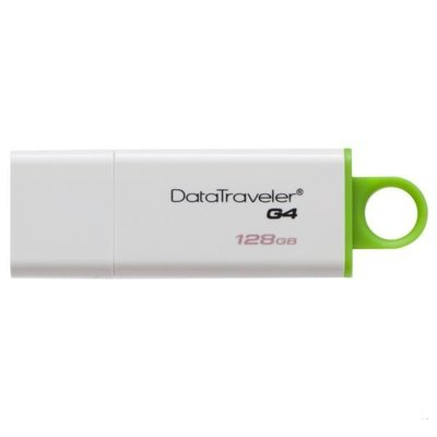 Kingston 128GB DataTraveler G4 USB 3.0 Flash Disk