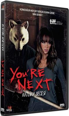 You're Next - Katliam Gecesi