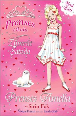 Prenses Okulu 25 - Prenses Amelia ve Şirin Fok