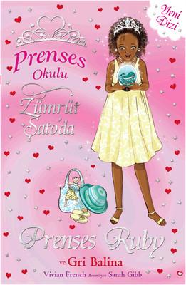 Prenses Okulu 27 - Prenses Ruby ve Gri Balina