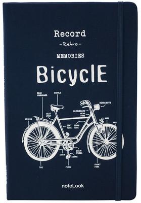 Notelook Bisiklet A6 Beyaz Çizgisiz T001Dftbskta6A