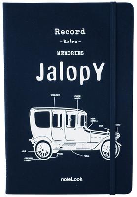 Notelook Jalopy B5 Beyaz Çizgisiz T001Dftjlpyb5A