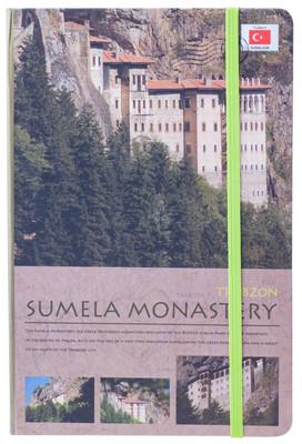 Notelook Travel Around Turkey Sümela A6 Çizgili T000Dfttatsa6A
