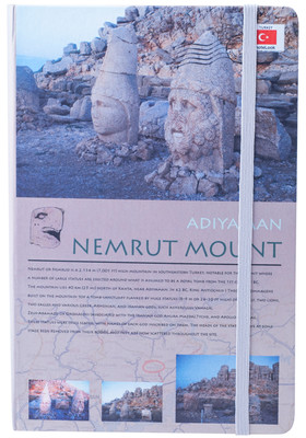 Notelook Travel Around Turkey Nemrut A5 Çizgisiz T001Dfttatna5A