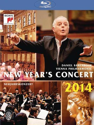 New Year's Concert 2014 (Blu-Ray)