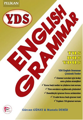 Pelikan YDS Englısh Grammar