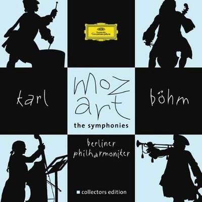 Mozart: The Symphonies [Berliner Philharmoniker]