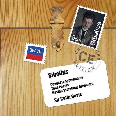 Sibelius: Complete Symphonies Tone Poems [Boston Symphony Orch.]