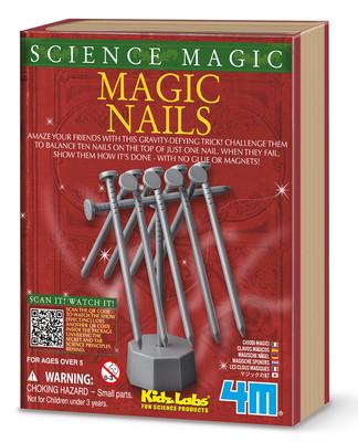 4M Magic Nails / Sihirli Çiviler 6700